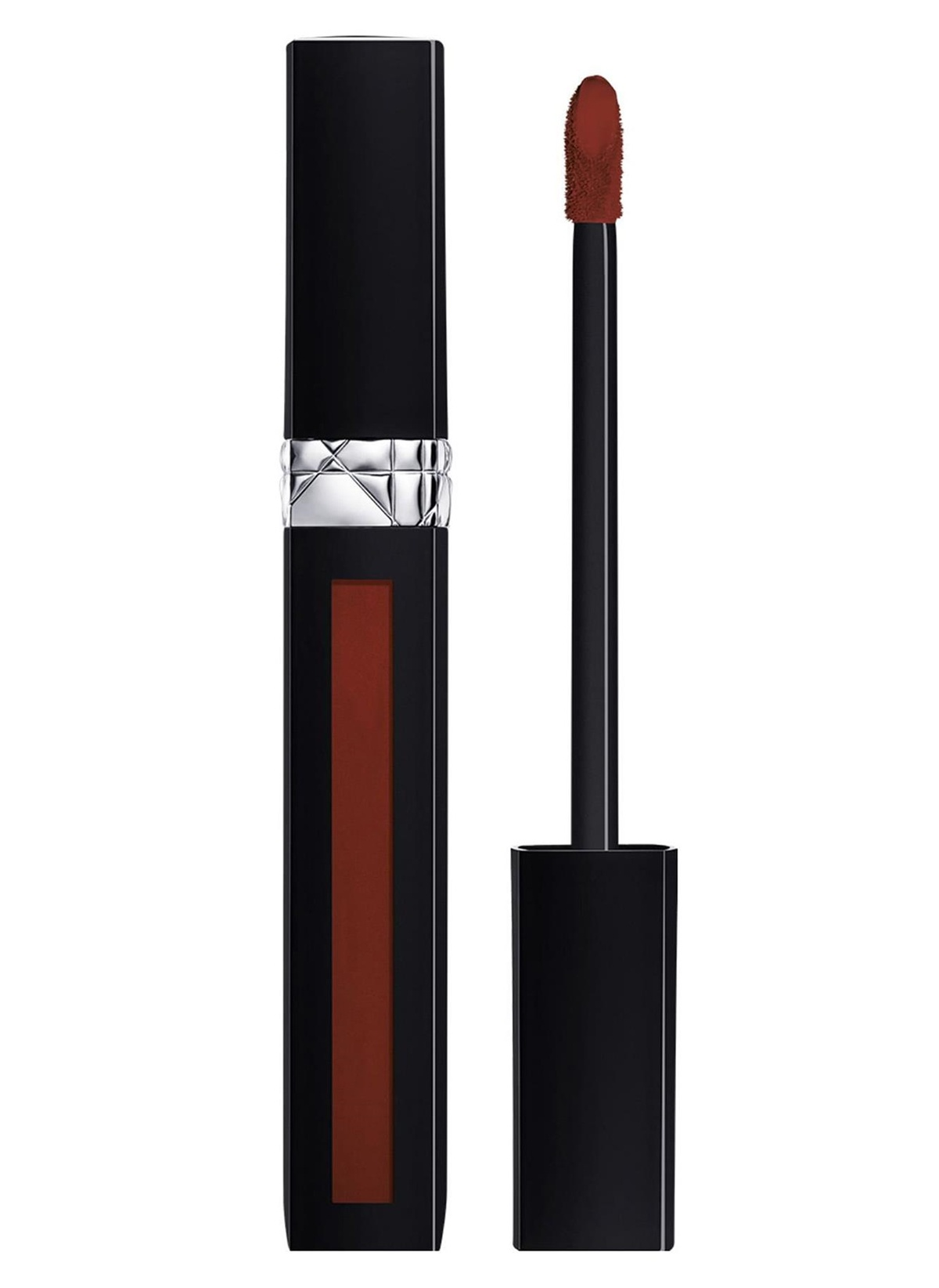 Dior   Rouge Liquid 828 Dressed To Matte Ruj